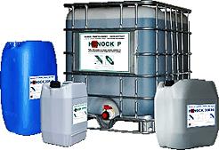 Henock varmeoverførings væske til jordvarmesystemets varmeveksling