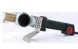 værktøj til jordvarmesystem - Polyfusion maskine til sammenføjning af HDPE elementer