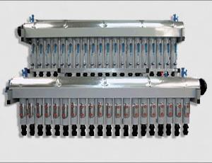 Kraftværks teknologi - Kaskade manifold til brug i Energeo jordvarmesystem