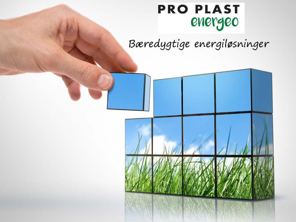 Om Pro Plast Energeo - vi tilbyder bæredygtige energiløsninger