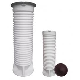 Pumpebrønde - DRP rotationsstøbt standard pumpebrønd