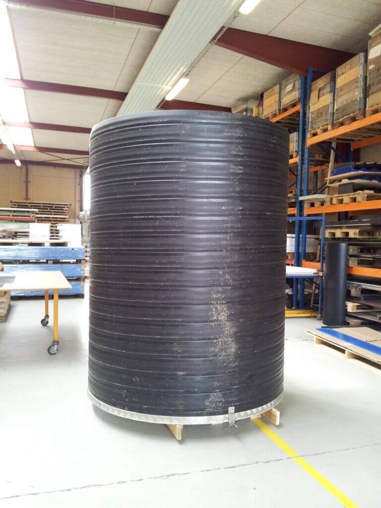 Specialbrønde - 3000 mm. opsamlingsbrønd til Biogas anlæg